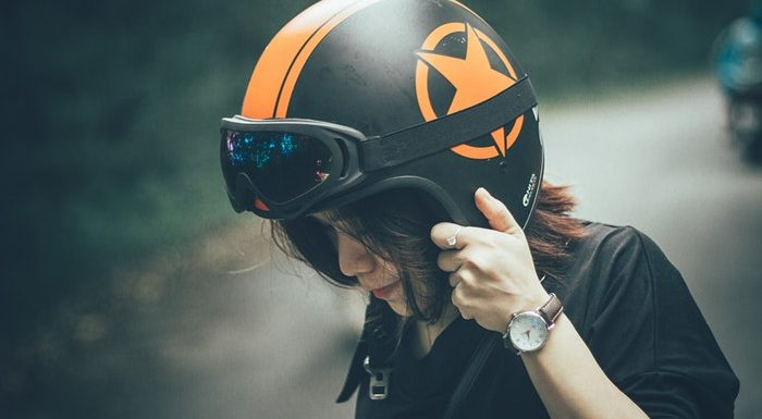 HOW TIGHT SHOULD A MOTORCYCLE HELMET BE?: Back To Basics