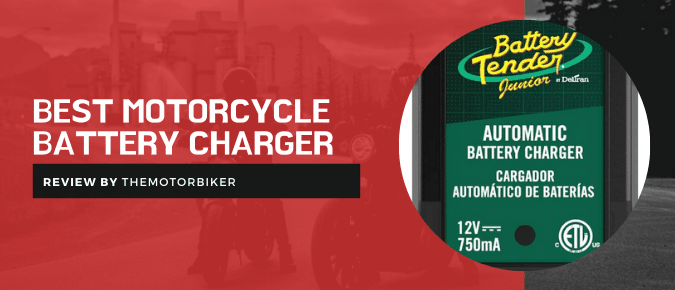 Best Motorcycle Battery Charger