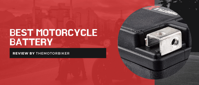 best motorcycle battery