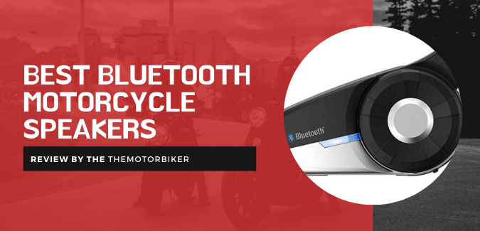 Best Bluetooth Motorcycle Speakers & Headsets