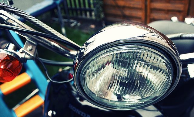 How to Adjust Motorcycle Headlight
