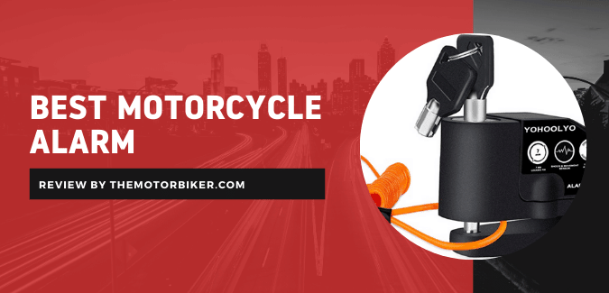 Best Motorcycle Alarm – Moto Safety! [Must Read Models]